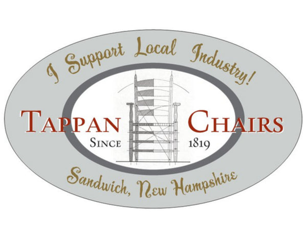 Tappan Chairs Decal (Classic)