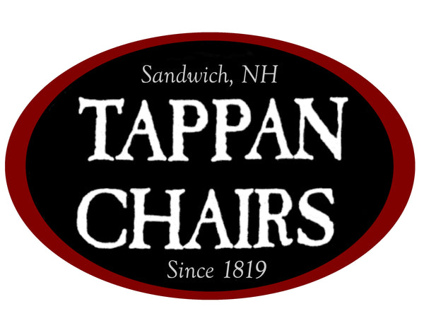 Tappan Chairs Decal (New)