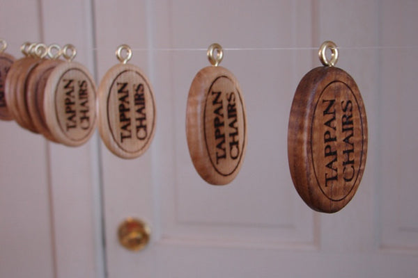 Tappan Chairs Keychain