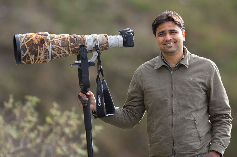 Saurabh Desai : Preservationist and Nature lover