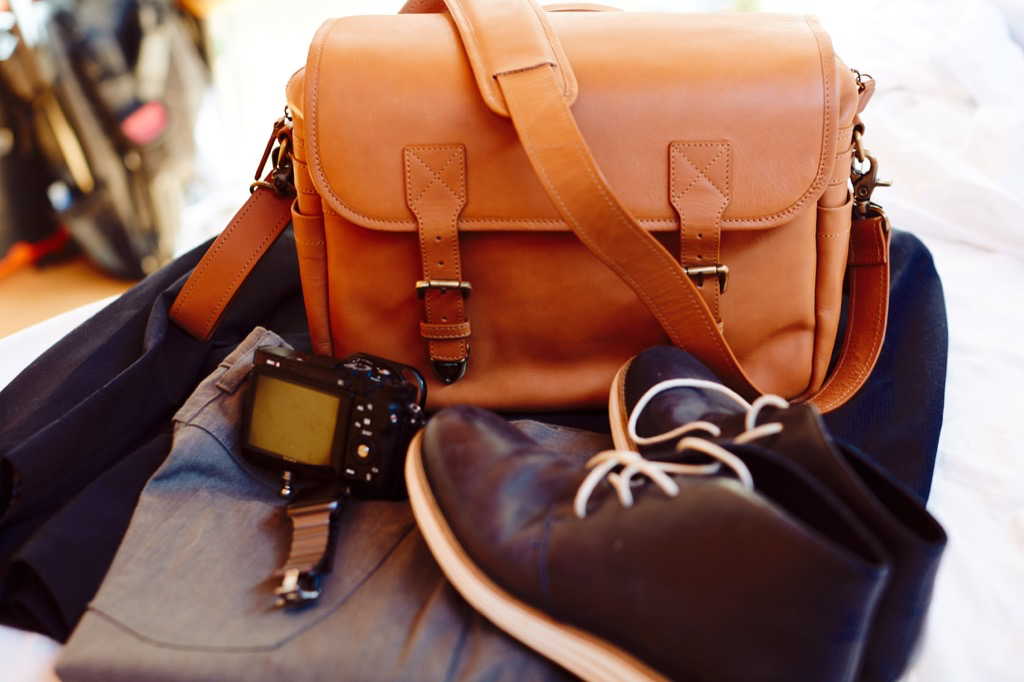 Quest for a perfect camera bag by DL Byron