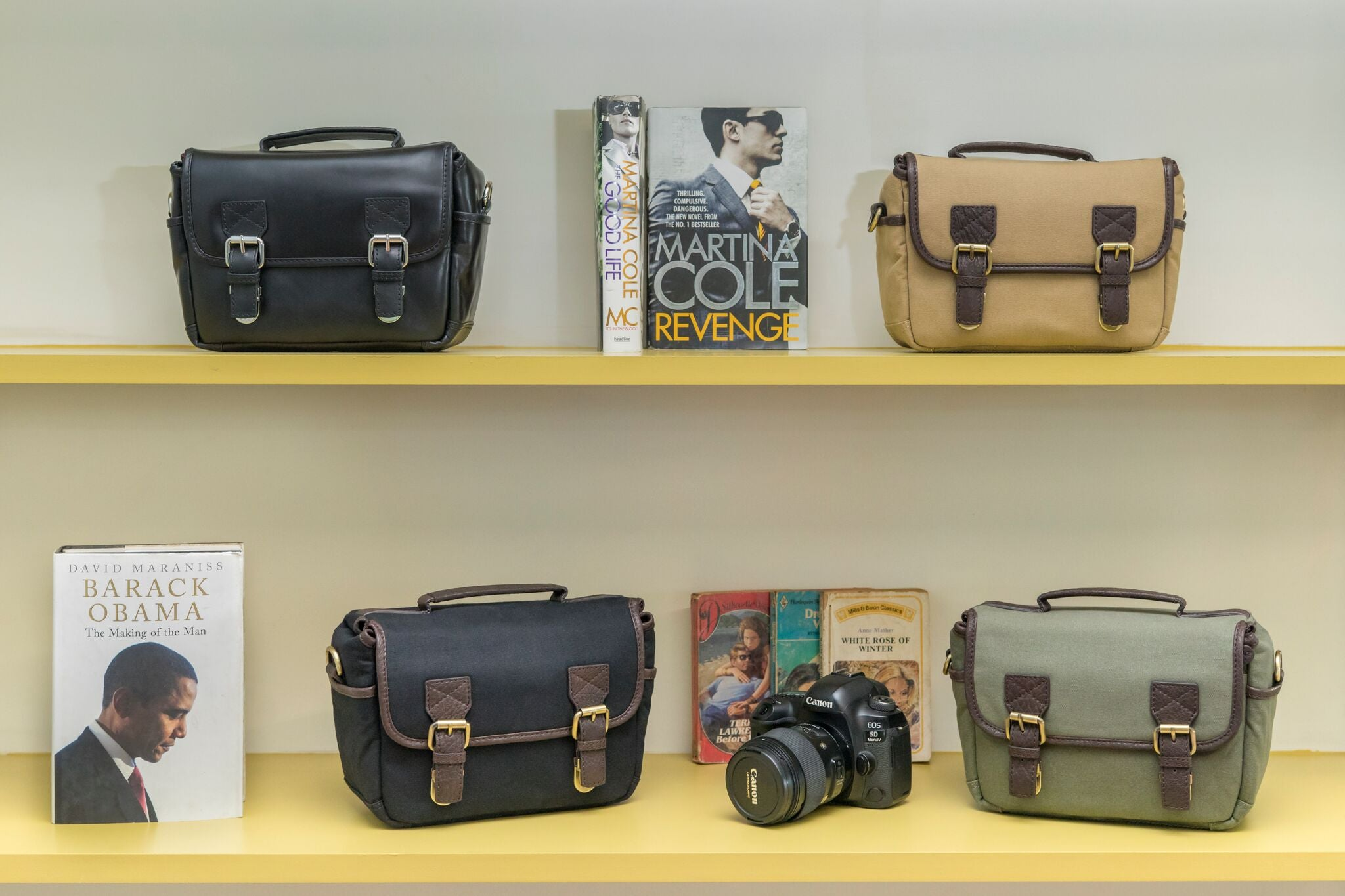 K2 is a Stylish Mini Messenger Bag for the Compact Shooter. The Phoblographer