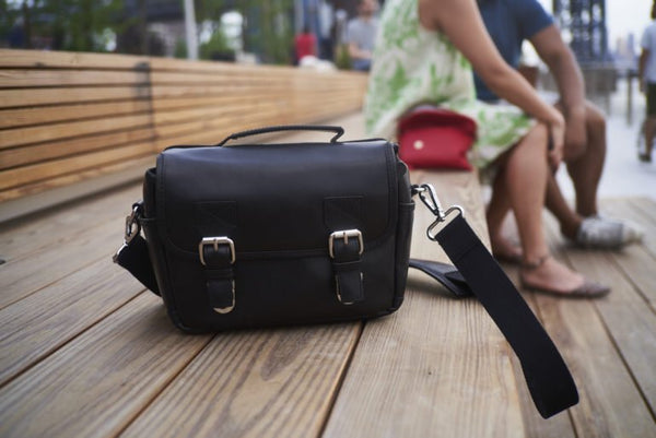 A Whole New Perspective about the K2, our small camera messenger bag by The Phoblographer