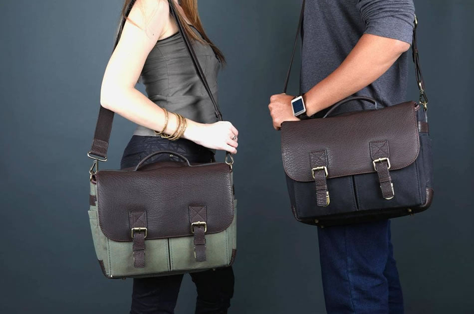 Introducing the Vinson; Perfect Camera Bag to Own