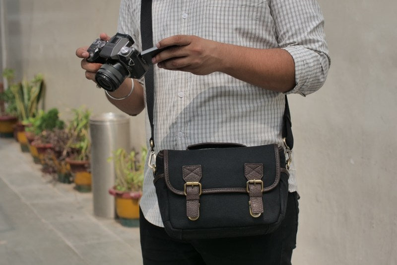 best small camera messenger bags