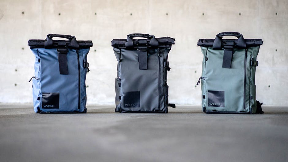 Wandrd Prvke Camera Backpacks