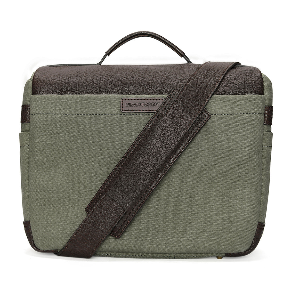 57bf688893f0 VINSON (OLIVE GREEN) - Camera Messenger Bag