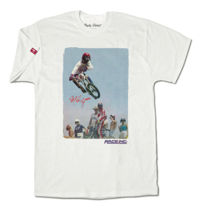 Bob Haro Design / Race Inc. Mickey Lundy Tee