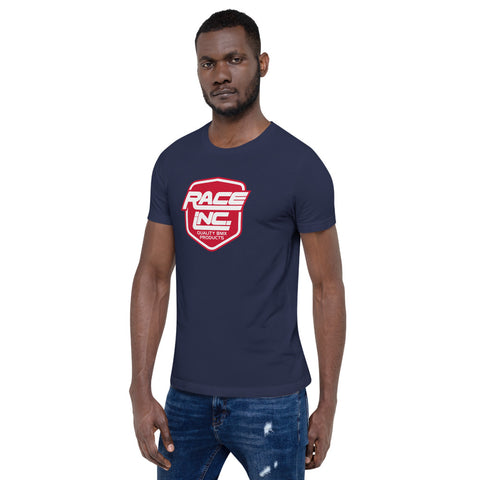Race Inc. Red Logo T-Shirt