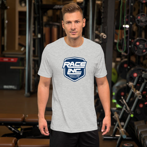 Race Inc. Blue Logo T-Shirt