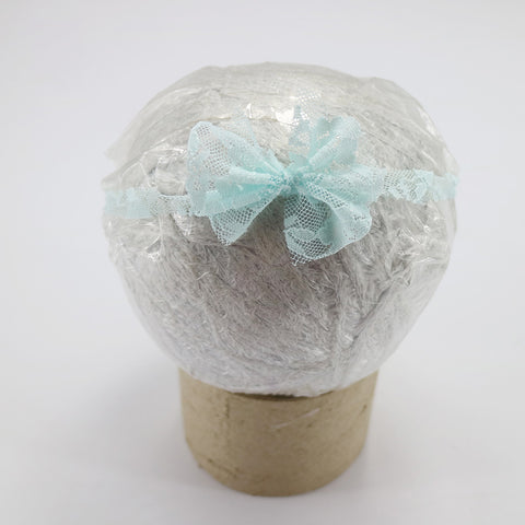 5pcs/lot Stretch Lace Bowknot Headband Newborn Photo Outfits - Don&Judy Newborn&Maternity photography props