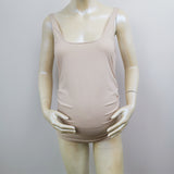 Soft Stretchy Skin Sling Jumpsuits Maternity Rompers One Piece Bodysuits Photo Shoot Pregnancy Costume for Photography Props