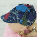 Cowboy Hat Cotton Denim Jean Newborn Photo Outfits - Don&Judy Newborn&Maternity photography props