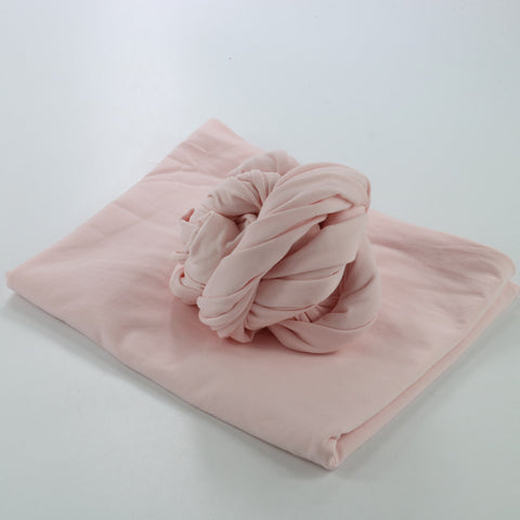 (80*50cm) Handmade Stretch Fabric Wrap Newborn Photo Outfits - Don&Judy Newborn&Maternity photography props