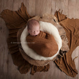 Handcraft Newborn Props Baby Photography Blanket  Stuffer Filler Photo Mat - Don&Judy Newborn&Maternity photography props