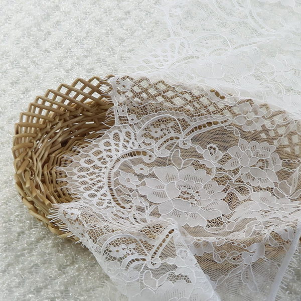 300x20cm size Unstretch Lace Accessories decoration - Don&Judy Newborn&Maternity photography props