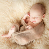 Clearance!Stretch Knit Wrap Newborn Photography Wraps - Don&Judy Newborn&Maternity photography props