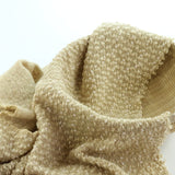 Clearance Knit small Ball Thick Fabric Newborn Photography Blanket - Don&Judy Newborn&Maternity photography props