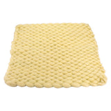 Handcraft soft Marshmallow layering blanket Newborn Photography Props - Don&Judy Newborn&Maternity photography props