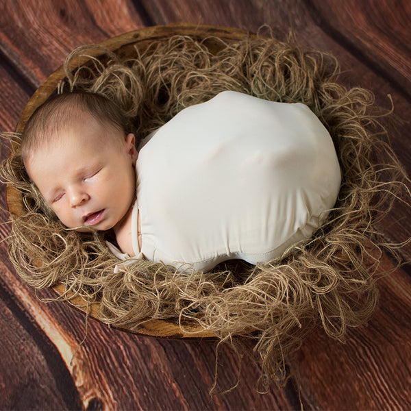 Newborn Skin Soft Photography Props Set (Drawstring Cocoon, Wrap, Diaper)  Newborn Photo Props - Don&Judy Newborn&Maternity photography props