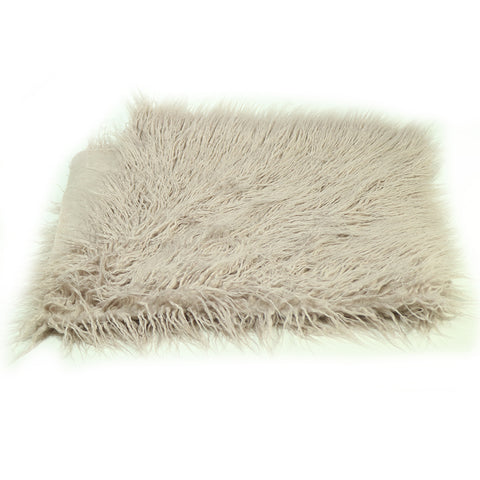 Soft Long Pile Mongolia Faux Fur Newborn Photography Props - Don&Judy Newborn&Maternity photography props
