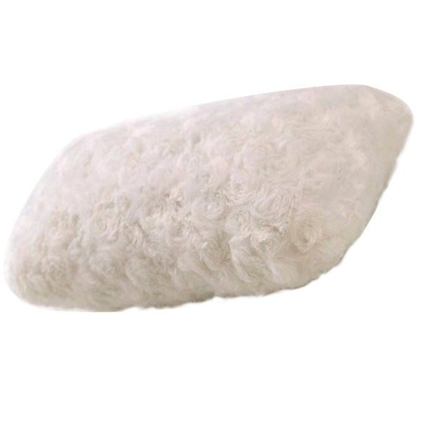 Handcraft soft Hairy Mini Pillow blanket Newborn Photography Props - Don&Judy Newborn&Maternity photography props