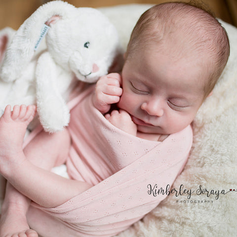45x160cm Receiving Blankets Newborn photography props - Don&Judy Newborn&Maternity photography props