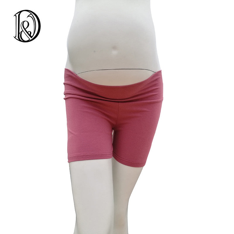 Stretch fabric shorts for maternity photogarphy - D&J - 12