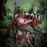 10pcs/Lot Soft Stretchy disorderly Knit Wrap Newborn Photo Props - Don&Judy Newborn&Maternity photography props