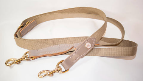 Country Webbing Double Ended Training lead