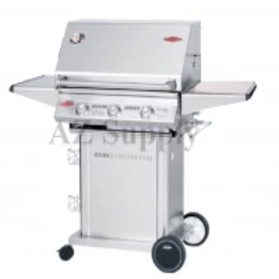 Beefeater Signature 3 burner Pedestal trolly 22134