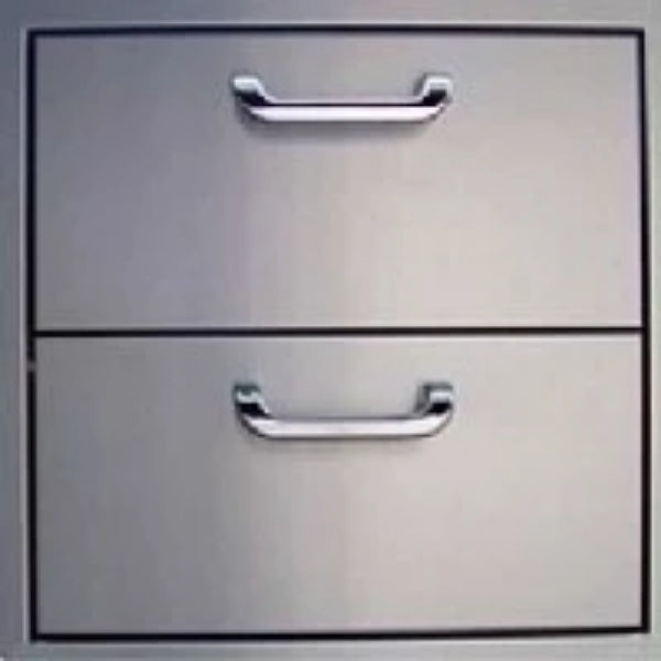Beefeater Built In Double drawers Stainless Steel-24200