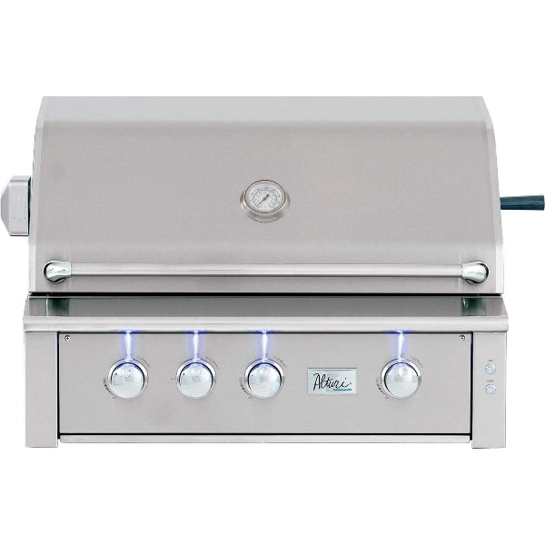 "Summerset Alturi Grill, 36"" LP - Built-in with Red Brass Main Burners –ALT36R-LP"