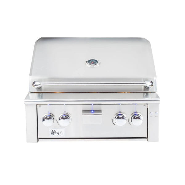 "Summerset Alturi Grill, 30"" LP - Built-in with Stainless Steel Main Burners-ALT30T-LP"
