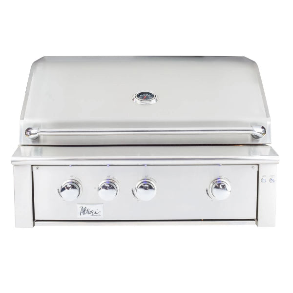 "Summerset Alturi Grill, 36"" NG - Built-in with Stainless Steel Main Burners –ALT36T-NG"