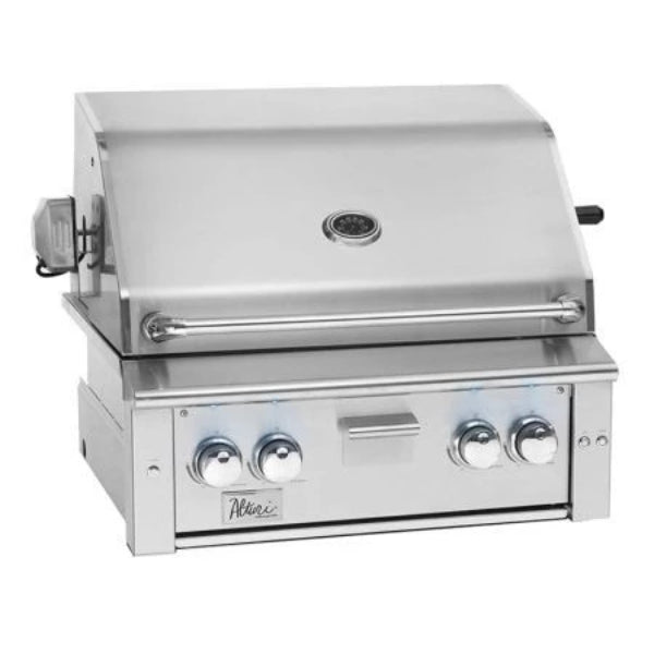"Summerset Alturi Grill, 30"" LP - Built-in with Red Brass Main Burners-ALT30R-LP"