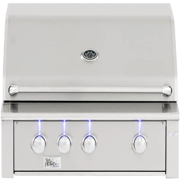 "Summerset Alturi Grill, 36"" LP - Built-in with Stainless Steel Main Burners –ALT36T-LP"