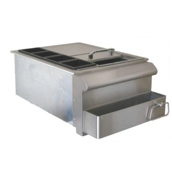 Beefeater Stainless Steel 18 In Bar Center - 25200