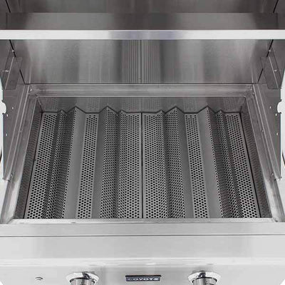 "Outdoor Grill Coyote C-Series 28"" Built-in 2 Burner on Natural Gas C1C28NG"