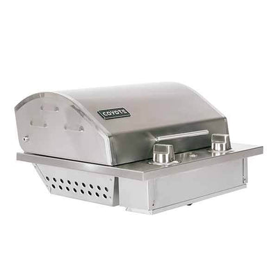 "Coyote 18"" Portable Electric Grill C1EL120SM"
