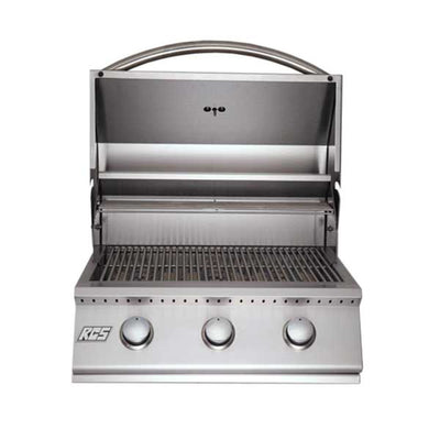 "RCS 26"" Premier Series Built-in Natural Gas Grill RJC26A"
