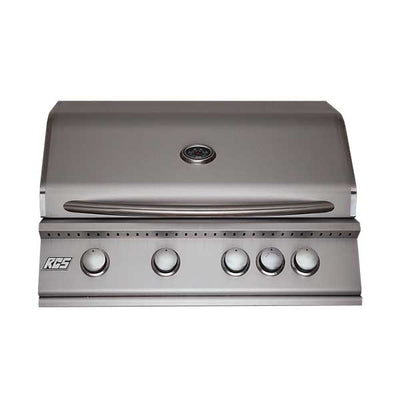 "RCS 32"" Premier Series Built-in Propane Gas Grill with Rear Burner RJC32A-LP"