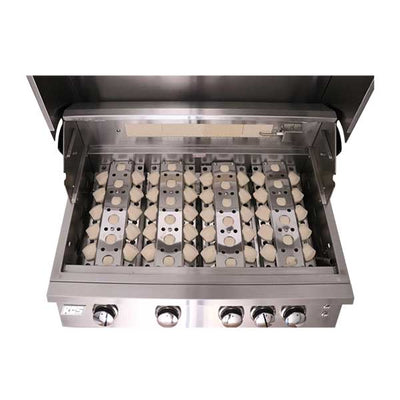 "RCS 32"" Premier Series Built-in Natural Gas Grill with Rear Burner RJC32A"