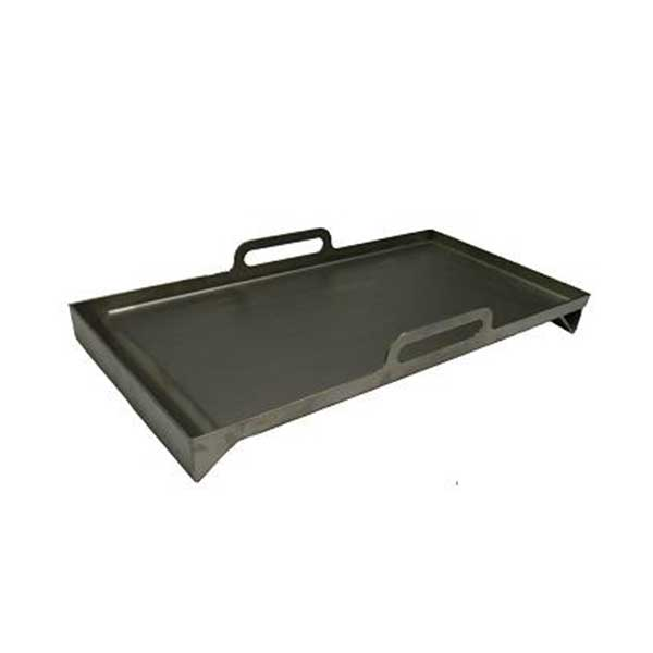 RCS Stainless Griddle for Double Side Burner RSSG2