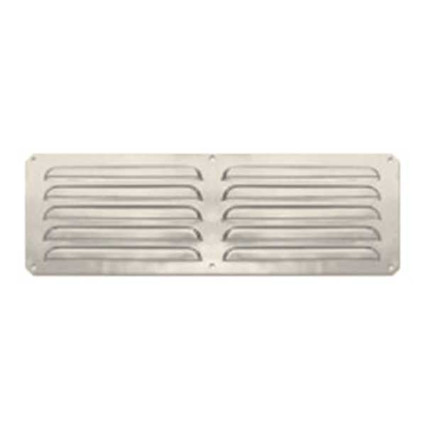 "RCS 5"" x 14"" Stainless Steel Kitchen Vent RVNT1"