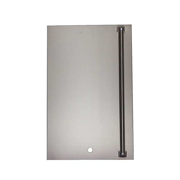 RCS Towel Bar Handle Refrigerator Door Upgrade Kit (Swings Left) SSFDLA
