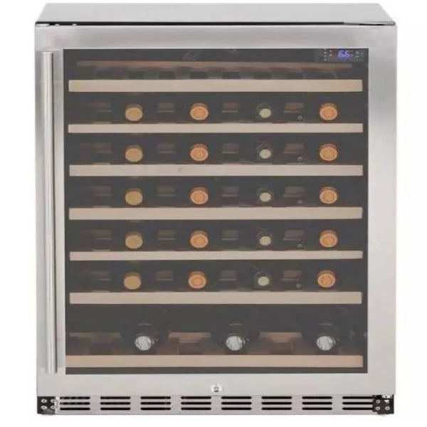 "Summerset  Wine Cooler, 24"" Deluxe Outdoor Rated - 5.3ft-SSRFR-24DWC"