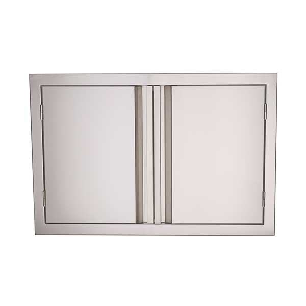 "RCS Valiant Series 33"" Stainless Steel Double Access Door VDD1"