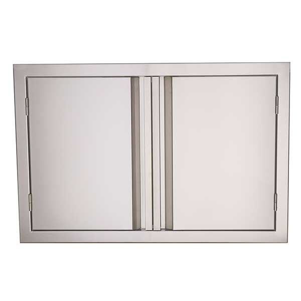 "RCS Valiant Series 45"" Stainless Steel Double Access Door VDD2"