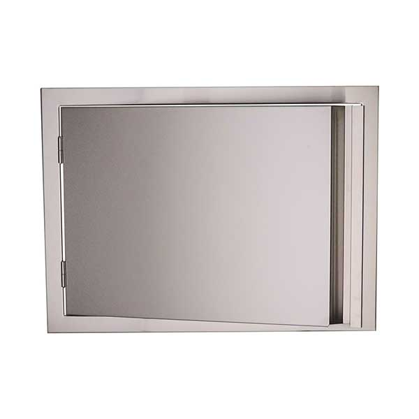 "RCS Valiant Series 27"" Stainless Steel Horizontal Single Access Door VDH1"